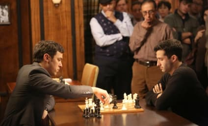 Bones Picture Preview: An Actual Chess Match