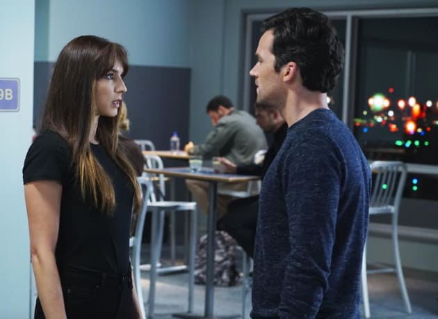 What's Going On Here Then? - Pretty Little Liars Season 7 Episode 15