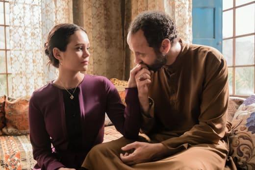 Mousa and Hanin Suleiman