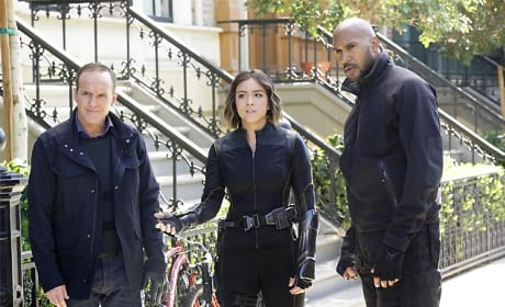 Teaming Up With the ATCU - Agents of S.H.I.E.L.D. Season 3 Episode 4
