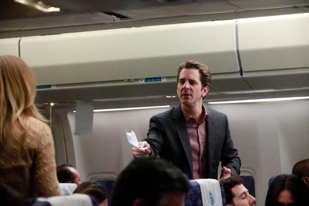 Jerk on a Plane - Grey's Anatomy Season 13 Episode 20