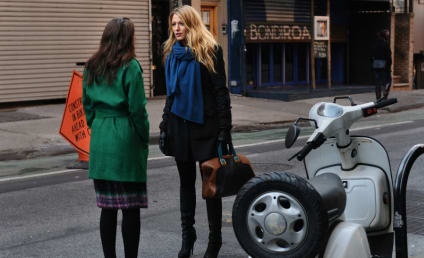 Gossip Girl Fashion Recap: Off With the Trench!