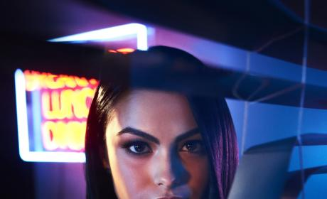 Camila Mendes as Veronica Lodge - Riverdale