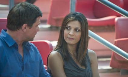 Callie Thorne Teases Necessary Roughness Summer Finale, Fixing the Fixer