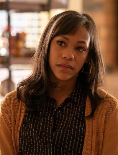 Violet is Skeptical - Proven Innocent Season 1 Episode 5