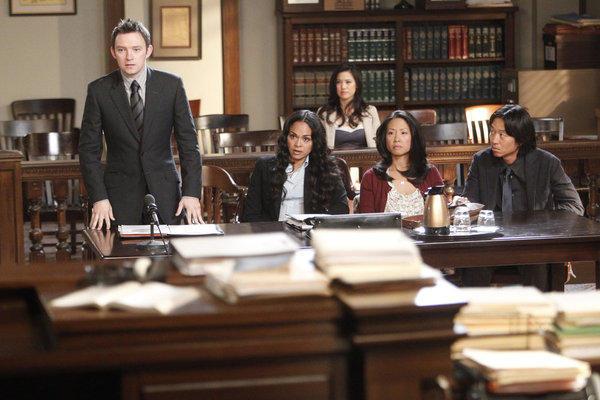 Adam in Court
