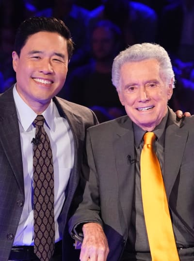 Louis and Regis - Fresh Off the Boat Season 6 Episode 9