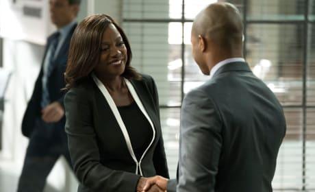Welcome! - Scandal Season 7 Episode 12