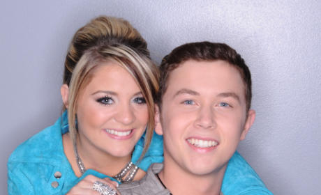 Two American Idol Finalists