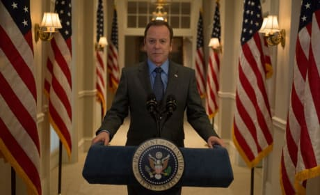 Tom Kirkman Announces His Run - Designated Survivor Season 2 Episode 22