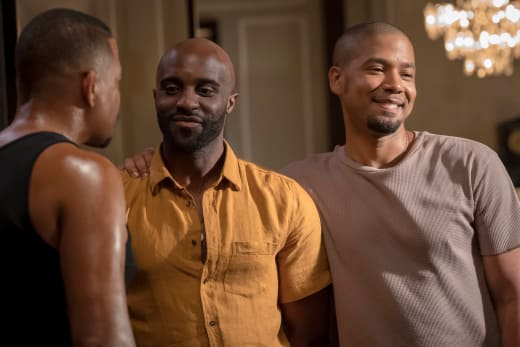 Jamal's New Boyfriend - Empire Season 5 Episode 1