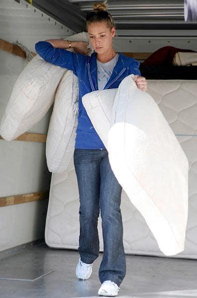 Katherine Heigl: Moving Day