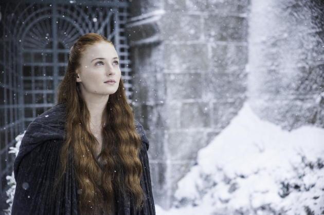 Happy Sansa