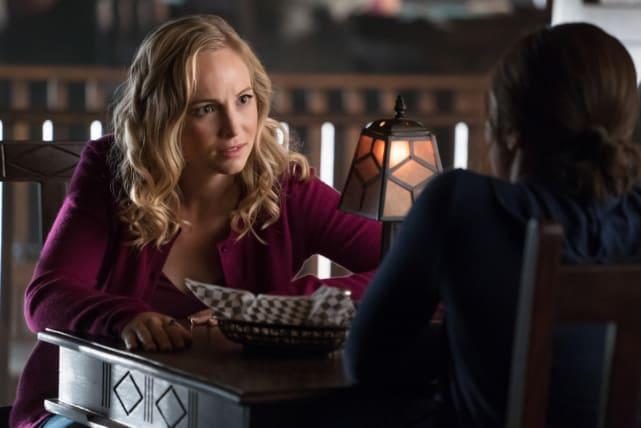 How Do We Save Him? - The Vampire Diaries Season 8 Episode 10