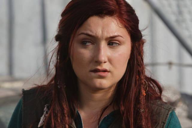 Anastasia Baranova as Addy Carver