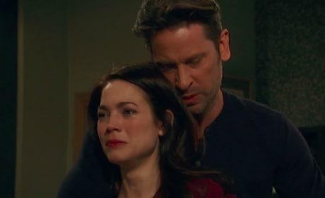 Liz Turns Franco Away — General Hospital