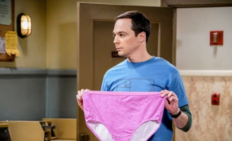 April Fools Prank - The Big Bang Theory