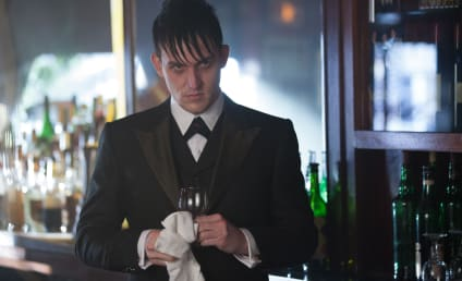 Robin Lord Taylor Previews Penguin's Gotham Game: How Much Power Does He Want?