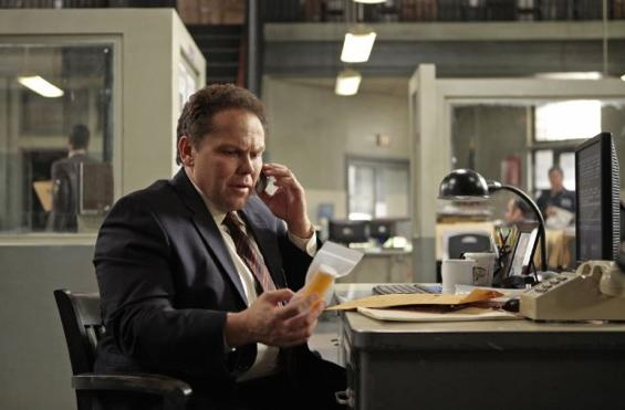 Kevin Chapman on Person of Interest