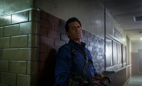 Splattered - Ash vs Evil Dead Season 3 Episode 7