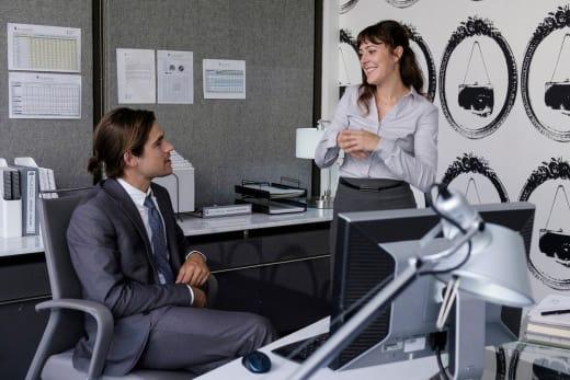 Coworker Bonding - The Magicians Season 2 Episode 5