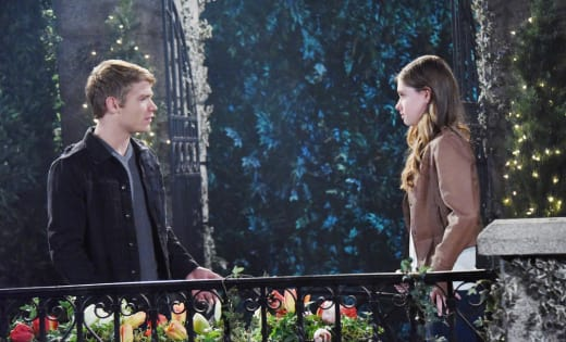 Jade Manipulates Tripp - Days of Our Lives