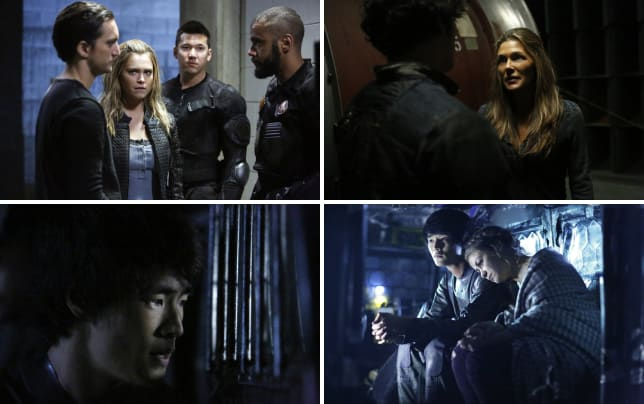 Clarkes choice the 100 season 4 episode 11