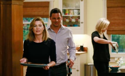 Grey's Anatomy Season 12 Episode 5 Review: Guess Who's Coming to Dinner