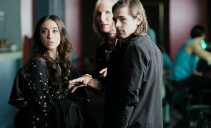 The Magicians Photos: Are Quentin and Julia Bowling with *SPOILER*?