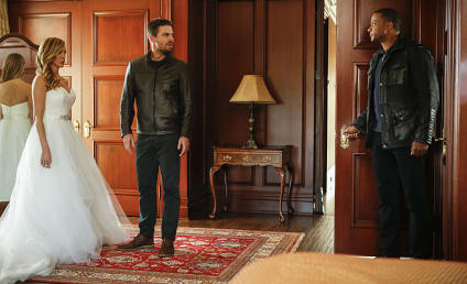 Arrow Season 5 Episode 8 Review: Invasion!