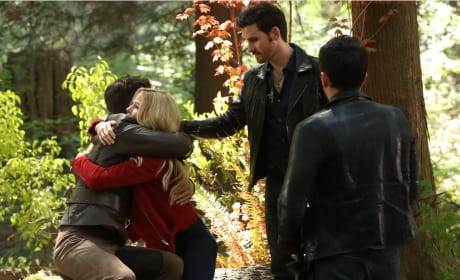 A Goodbye - Once Upon a Time Season 7 Episode 2