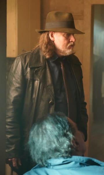 Focus on Bullock - Gotham Season 5 Episode 8