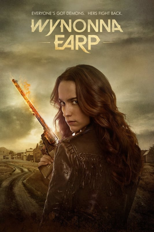 Wynonna Earp - June 9th on SyFy
