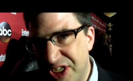 Adam Horowitz Red Carpet Interview