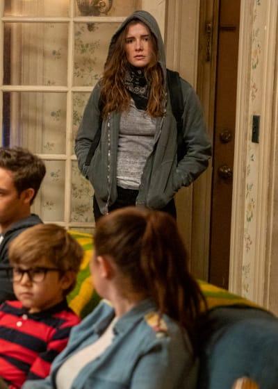 Sammi Looks on  - Shameless Season 11 Episode 7
