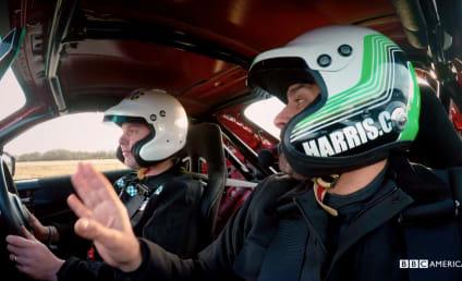 Top Gear Season Finale Sneak Peek: A High-Octane Race to the Finish Line