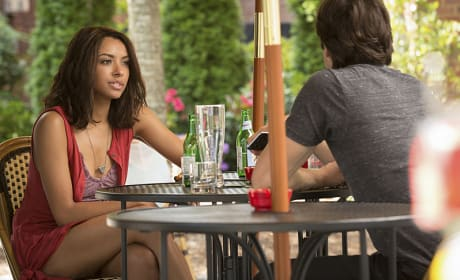 Bonnie on the Premiere - The Vampire Diaries Season 7 Episode 1