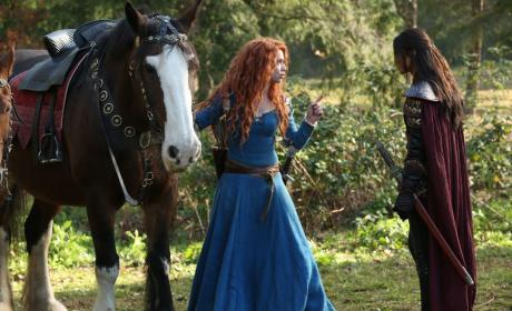 Satisfying the Witch - Once Upon a Time Season 5 Episode 9