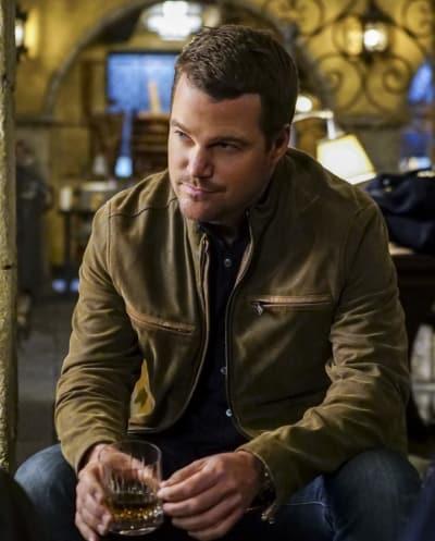 Pausing to Reflect - NCIS: Los Angeles Season 8 Episode 19