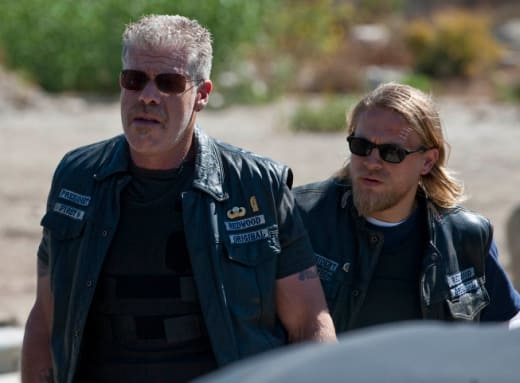 Clay and Jax