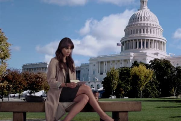 Spencer Is in Washington and Probably Single