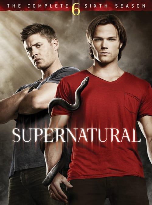 Supernatural Season 6 DVD