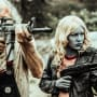 Doc and Lucy Are Ready to Fight - Z Nation Season 4 Episode 3