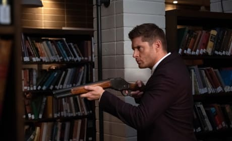 Dean Means Business - Supernatural Season 14 Episode 6