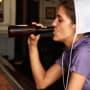 Miriam Drinks - Breaking Amish