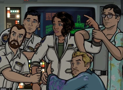Watch Archer Season 10 Episode 3 Online