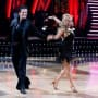Mark Ballas and Sabrina Bryan
