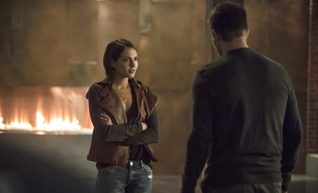 Talking with Oliver - Arrow Season 3 Episode 5