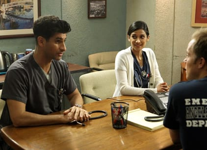 Watch Code Black Season 1 Episode 13 Online