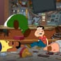 The Drunken Clam - Family Guy